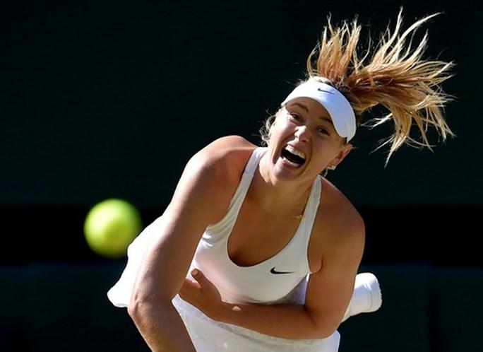 Sharapova tái xuất, giải Mỹ mở rộng lên cơn sốt - Ảnh 4.