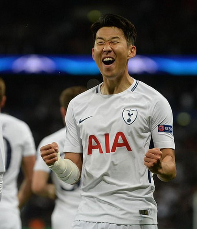 Man City đại phá Feyenoord, Tottenham thắng tưng bừng ở Wembley - Ảnh 6.
