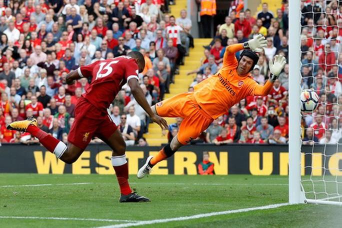 Liverpool tỏa sáng, Arsenal thua tan tác ở Anfield - Ảnh 7.