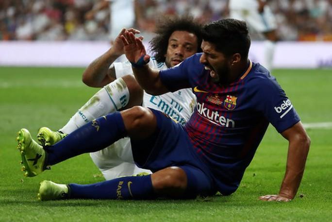 Real Madrid đè bẹp Barcelona, giành siêu cúp - Ảnh 3.