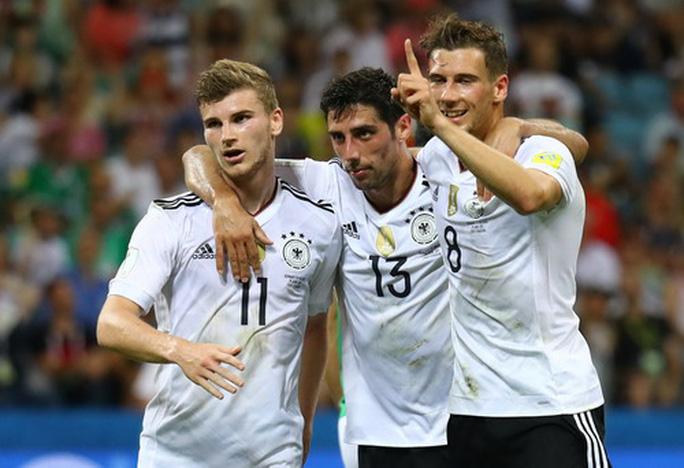 Đại tiệc bàn thắng ở Sochi, Đức vào chung kết Confed Cup - Ảnh 6.