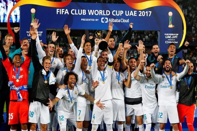 Ronaldo tỏa sáng, Real Madrid hoàn tất hat-trick World Cup - Ảnh 5.