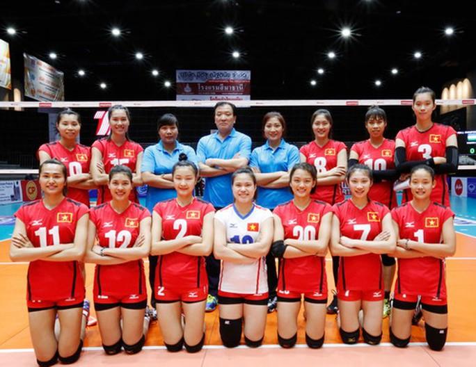 Tấm HCĐ châu Á lịch sử của bóng chuyền trẻ nữ Việt Nam - Ảnh 7.