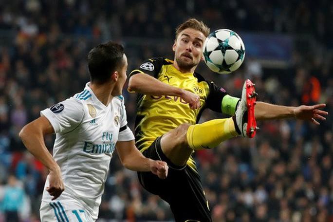 Ronaldo lập siêu phẩm, Real Madrid thắng nghẹt thở Dormund - Ảnh 6.