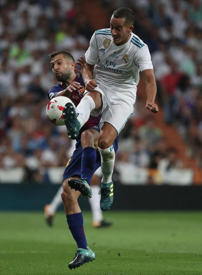 Real Madrid đè bẹp Barcelona, giành siêu cúp - Ảnh 6.