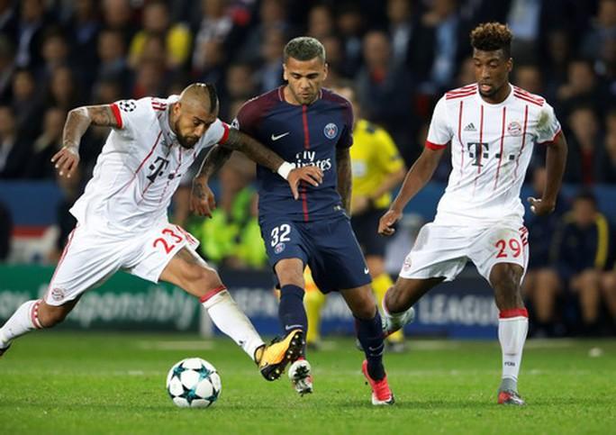 Neymar và Cavani lập công, PSG đè bẹp hùm xám Bayern - Ảnh 4.