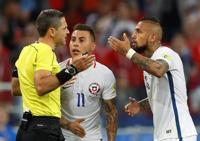 Ronaldo tịt ngòi, Bồ Đào Nha mất điểm trận ra quân - Ảnh 7.