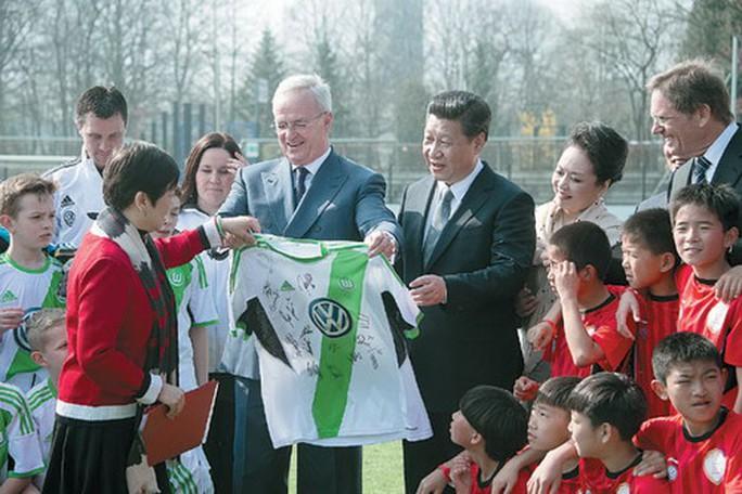 U20 Trung Quốc xin gia nhập, Giải Hạng tư nước Đức phản ứng - Ảnh 2.
