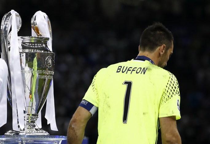 Chung kết Champions League: Nước mắt Buffon và kỷ lục Ronaldo - Ảnh 5.