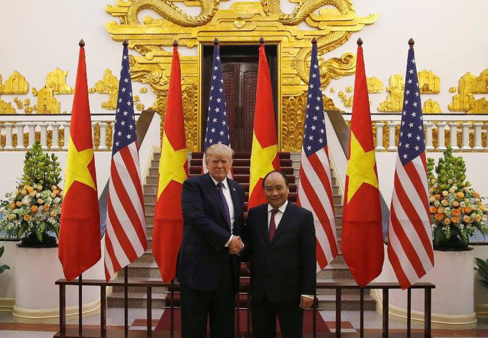Tổng thống Donald Trump: APEC Việt Nam thành công một cách tuyệt vời - Ảnh 2.