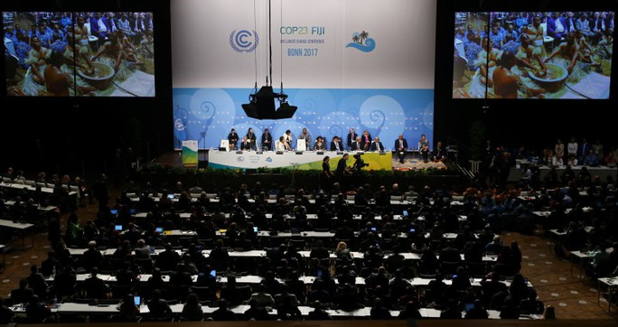 Mỹ: Quốc gia còn lại đứng ngoài thỏa thuận khí hậu Paris - Ảnh 1.