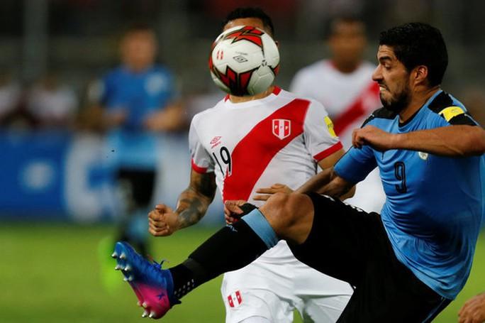 Suarez trở lại nhưng Uruguay vẫn chưa biết thắng sau 3 trận gần nhất