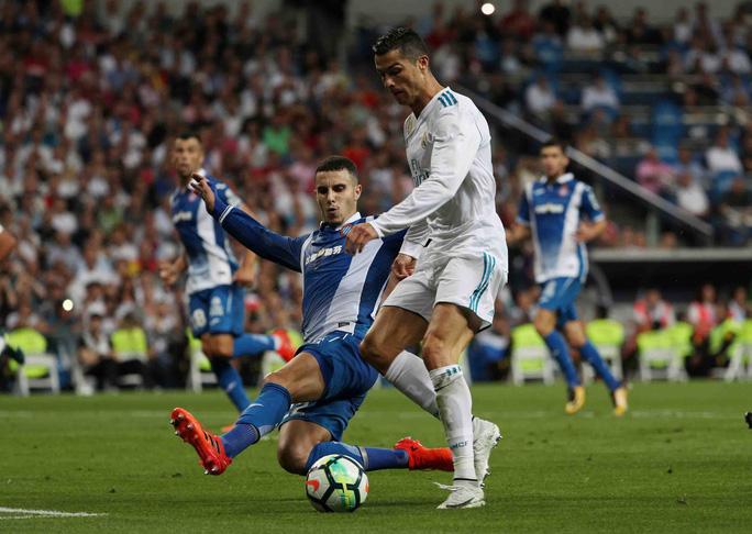 Ronaldo đói bàn thắng - Ảnh 1.