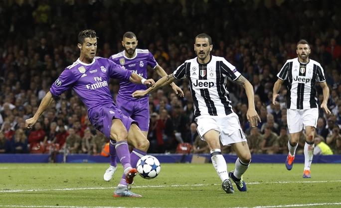 Phá lời nguyền, Real Madrid giữ cúp Champions League - Ảnh 2.