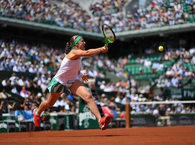 Halep chờ kỳ tích lịch sử ở Roland Garros - Ảnh 5.