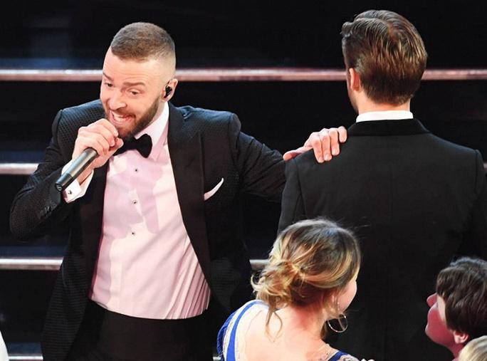 Justin Timberlake và cuộc hội ngộ cùng Ryan Gosling