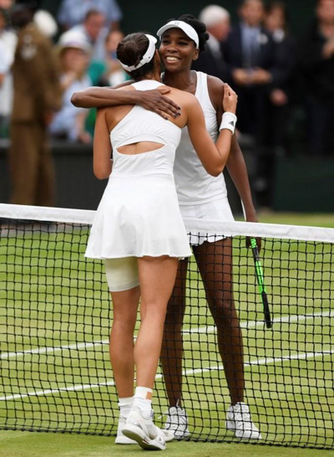 Thắng thần tốc, Muguruza lần đầu đăng quang Wimbledon - Ảnh 4.