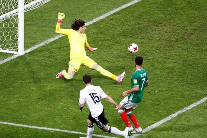 Đại tiệc bàn thắng ở Sochi, Đức vào chung kết Confed Cup - Ảnh 7.