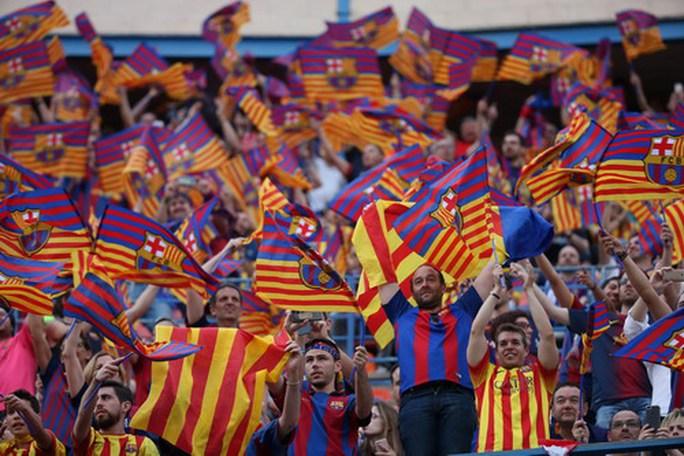 Messi lập đại công, Barcelona vô địch Cúp Nhà vua - Ảnh 2.