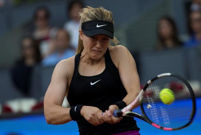 Sharapova thua Bouchard, Madrid Open dậy sóng bảng nữ - Ảnh 2.