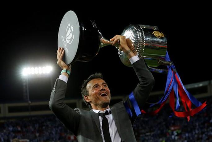Messi lập đại công, Barcelona vô địch Cúp Nhà vua - Ảnh 9.