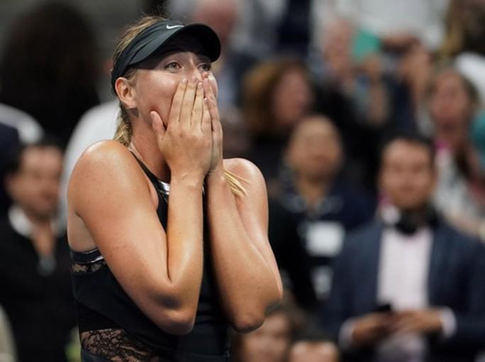 Hạ số 2 thế giới Simona Halep, Sharapova tạo địa chấn ở New York - Ảnh 5.