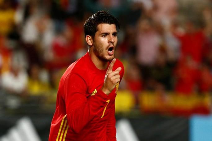 Tây Ban Nha nhọc nhằn hòa Colombia, Uruguay thua thảm trước Ý - Ảnh 5.