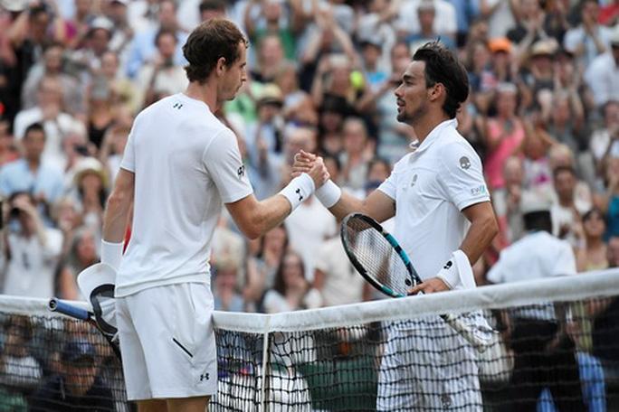 Nadal thắng nghẹt thở, Nishikori chia tay Wimbledon - Ảnh 6.