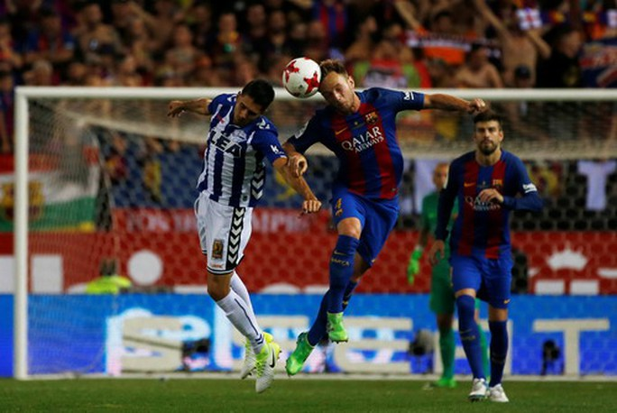 Messi lập đại công, Barcelona vô địch Cúp Nhà vua - Ảnh 3.