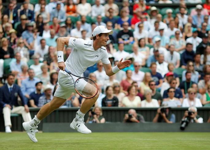 Stan Wawrinka thua bẽ mặt, Nadal thắng trận mở màn Wimbledon - Ảnh 6.