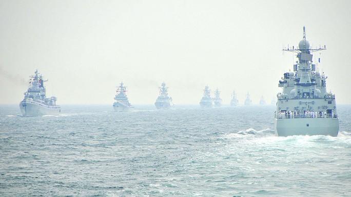Bắc Kinh liên tiếp tập trận hải quân để cảnh báo Triều Tiên và Mỹ? - Ảnh 1.
