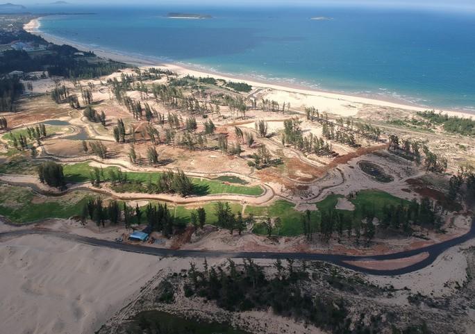 Nhiều sai phạm ở dự án Phá rừng làm sân golf - Ảnh 2.