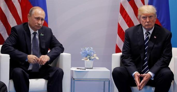 """Hai ông Donald Trump - Vladimir Putin hết hẳn """"trăng mật""""? - Ảnh 1."""