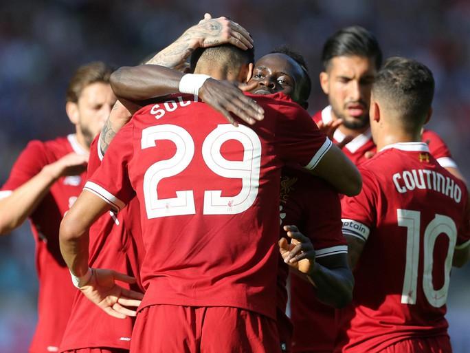 Arsenal, Liverpool cùng thắng lớn - Ảnh 3.