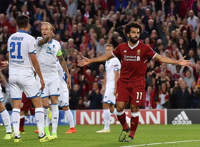 Mưa bàn thắng ở Anfield, Liverpool trở lại Champions League - Ảnh 4.
