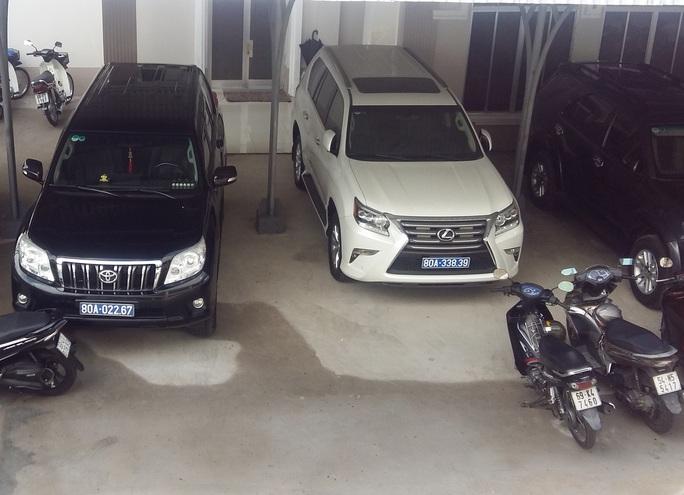 UBND tỉnh Cà Mau xin Chính phủ 2 xe dôi dư phục vụ công tác - Ảnh 1.