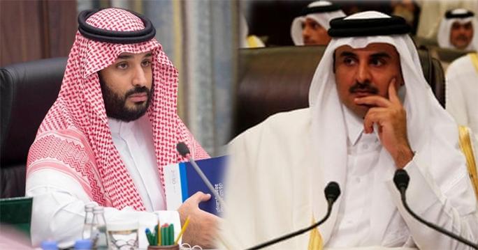Qatar- Ả Rập Saudi: Điện đàm hòa giải nhưng lại thêm dầu vào lửa - Ảnh 1.