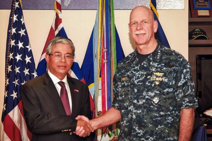 Mỹ bàn giao tàu Cảnh sát biển cỡ lớn cho Việt Nam - Ảnh 9.