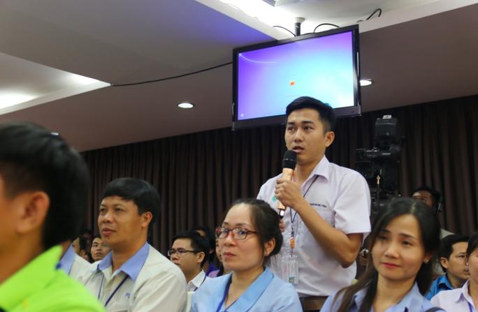 Hình ảnh xúc động của Thủ tướng với công nhân Đồng Nai - Ảnh 12.