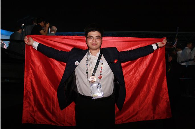 Việt Nam đoạt 1 HCĐ và 5 chứng chỉ nghề xuất sắc tại kỳ thi tay nghề thế giới - Ảnh 1.