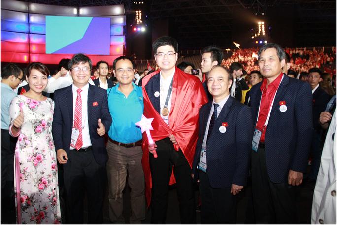 Việt Nam đoạt 1 HCĐ và 5 chứng chỉ nghề xuất sắc tại kỳ thi tay nghề thế giới - Ảnh 2.