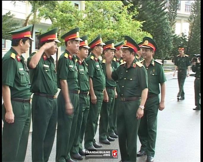 Hỗ trợ đóng BHXH cho sĩ quan sắp nghỉ hưu  - Ảnh 1.