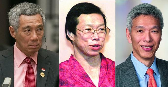 Anh em nhà Thủ tướng Lý Hiển Long leo thang mâu thuẫn - Ảnh 1.