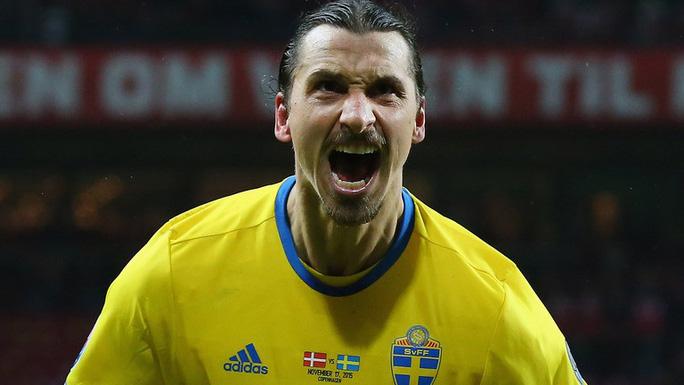 Ibrahimovic: Vắng tôi, chẳng còn ai để ý đến Thụy Điển - Ảnh 1.
