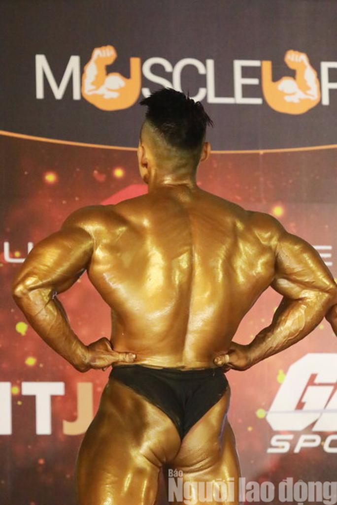 VMS Big Man: Giải thưởng siêu khủng, lực sĩ siêu nặng - Ảnh 6.