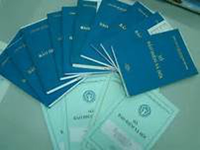 Người dân được cấp mã số BHXH mới - Ảnh 1.