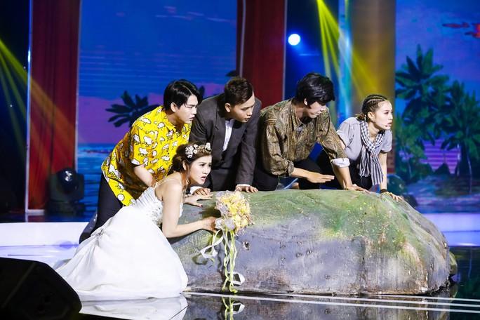 Chuẩn Đam Mê chào sân Làng Hài Mở Hội bằng giải nhất tuần - Ảnh 3.