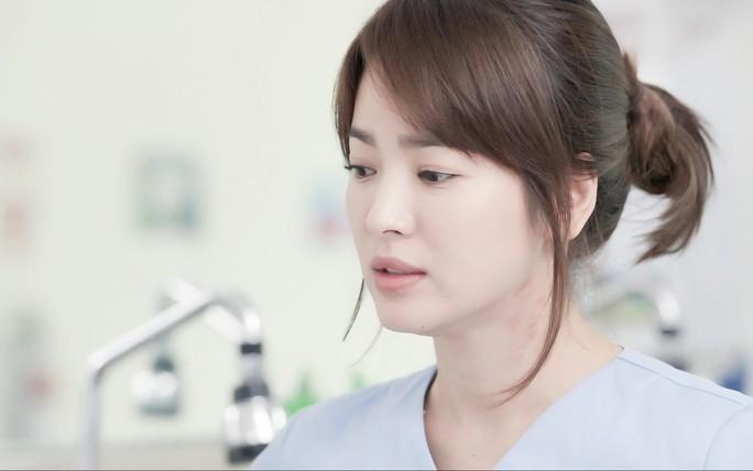 Cái kết đẹp của chuyện tình mỹ nhân Song Hye Kyo - Ảnh 1.