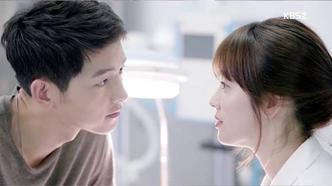 Phim mới của Song Joong Ki lập kỷ lục phòng vé - Ảnh 2.