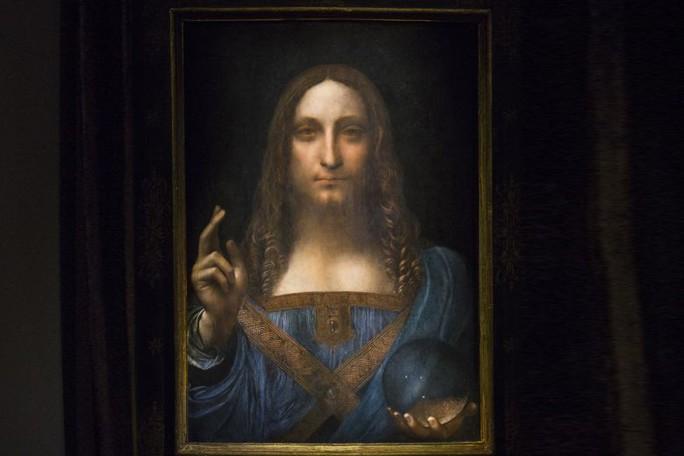 Bất ngờ với chủ nhân thực sự của bức tranh gần nửa tỉ USD - Ảnh 1.